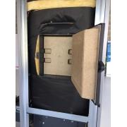 Viessmann - Vitoligno 300-C - Accesso alla camera di combustione