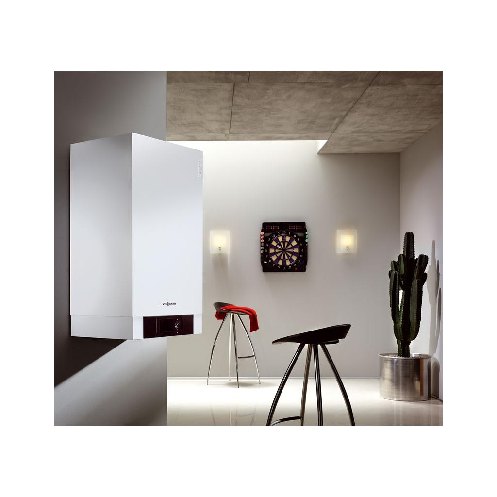 Prezzo caldaia viessmann vitodens 200 idee di design per for Caldaia a condensazione viessmann