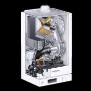Viessmann - Vitodens 100-W - Spaccato