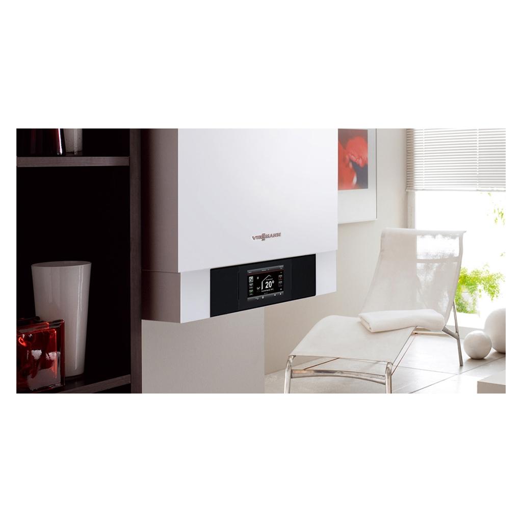 viessmann vitodens 200 caldaia a condensazione lmc. Black Bedroom Furniture Sets. Home Design Ideas